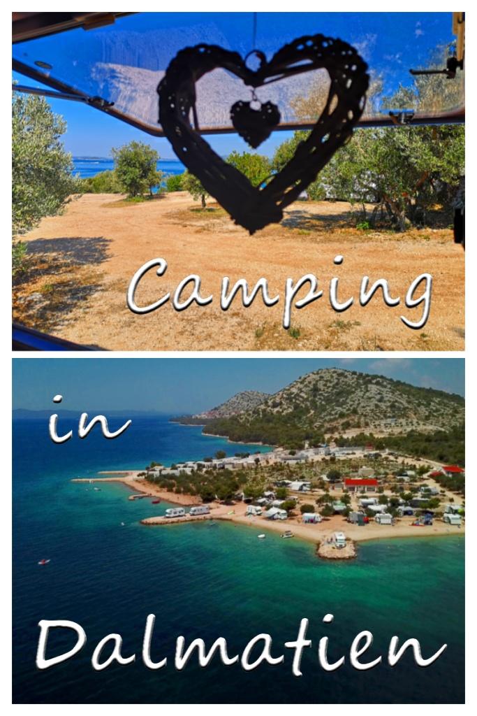 Camping-Tipps in Dalmatien / Kroatien. Entspannung und Abenteuer.