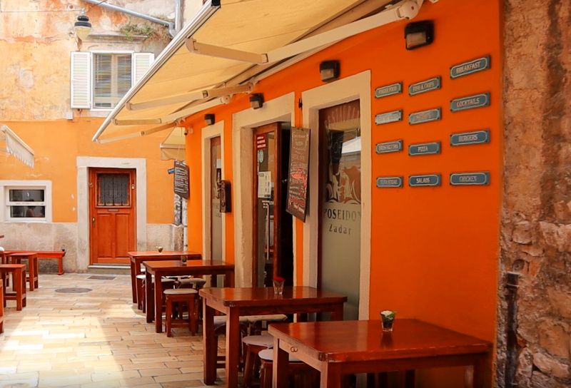Studentenviertel Zadar