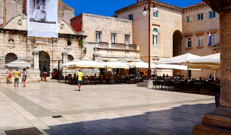 Volksplatz Zadar